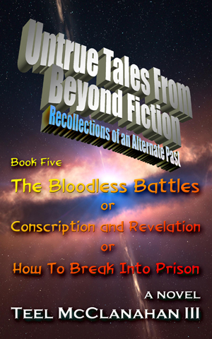 Untrue Tales... Book Five - cover image